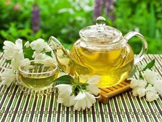 Bạn đã biết 8 tác dụng của trà hoa nhài và cách uống tốt nhất chưa?