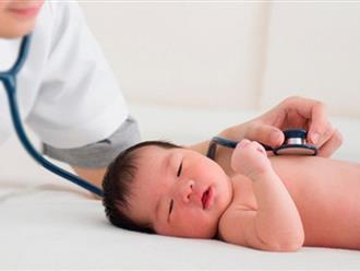 Trẻ sơ sinh bị viêm phổi: Dấu hiệu nhận biết sớm và chăm sóc giúp bé mau khỏi