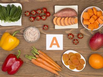 Vitamin A có ở đâu? Bạn có thể tìm thấy rất nhiều trong những thực phẩm này