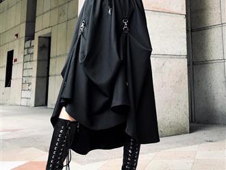 """Mặc đầm đen mang giày màu gì thì """"sang chảnh""""?"""