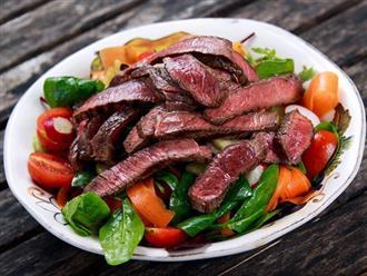 Các món salad giảm cân từ 6 nền ẩm thực hàng đầu thế giới