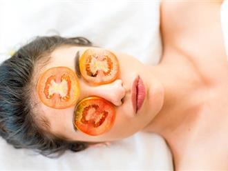 Các lưu ý quan trọng khi đắp cà chua lên mặt dưỡng da