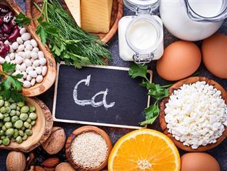 Ăn gì để bổ sung canxi giúp hệ cơ xương khớp luôn chắc khỏe?