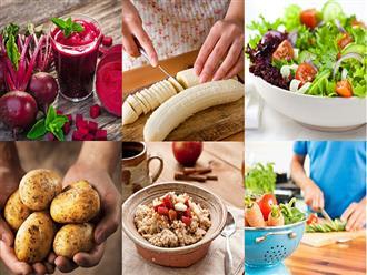 Người bị cao huyết áp nên ăn gì để hạ huyết áp