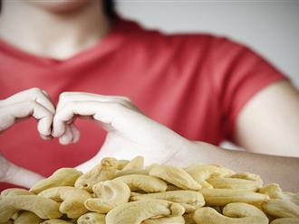 Bà bầu ăn hạt điều có tốt không và có nên ăn trong 3 tháng đầu?