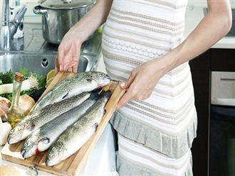 Bà bầu ăn cá thu được không? Những thông tin mẹ bầu cần hết sức lưu ý