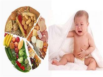 Bé bị rối loạn tiêu hóa nên ăn gì để khỏi nhanh chóng?