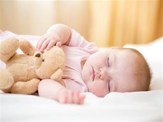 Bé khó ngủ thiếu chất gì và cách khắc phục như thế nào