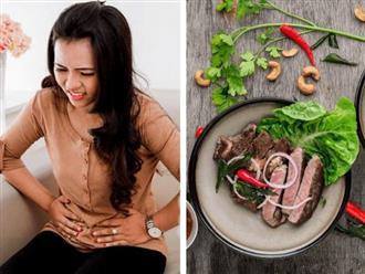 Nguyên nhân và biểu hiện ngộ độc thức ăn
