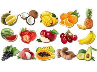 Các loại trái cây tốt cho sức khỏe không nên bỏ qua
