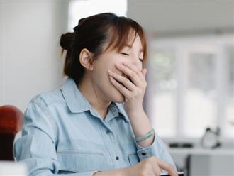 Cách chống buồn ngủ tức thì giúp cơ thể tập trung cao độ
