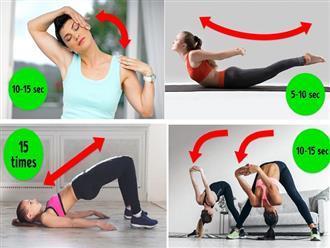 Mách bạn cách chữa gù lưng lấy lại dáng cân bằng