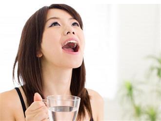 Cách chữa hôi miệng dứt điểm hiệu quả ngay tại nhà