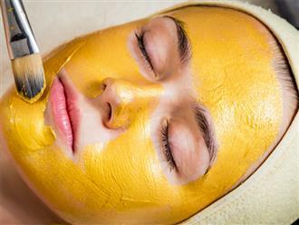 Cách đắp mặt nạ nghệ giúp trị mụn hiệu quả