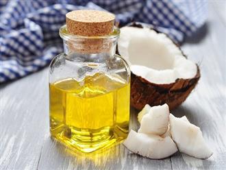 Các nàng đã biết cách dưỡng tóc bằng dầu dừa chưa?
