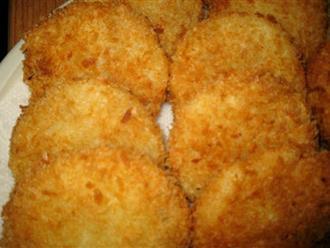 Cách làm bánh khoai tây nghiền thơm ngon khó cưỡng
