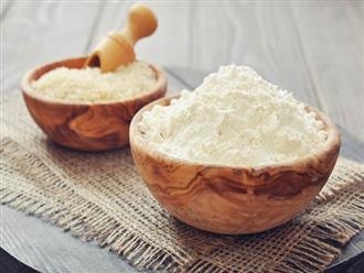 Hướng dẫn cách làm bột cám gạo tại nhà an toàn và hiệu quả