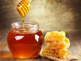 Mách bạn cách làm đẹp da mặt bằng mật ong