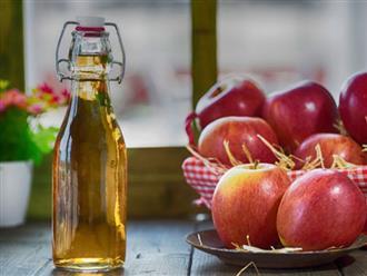 Cách làm giấm táo giảm cân an toàn hiệu quả