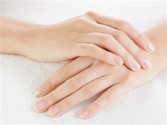 Hướng dẫn cách làm trắng móng tay tại nhà đơn giản