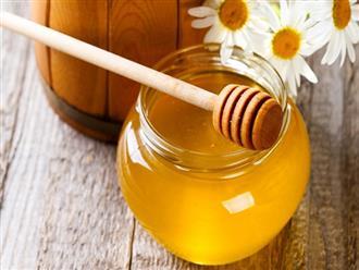 Cách nhận biết mật ong rừng đơn giản nhất