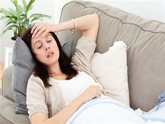 Mẹ bầu bị chóng mặt khi mang thai 3 tháng giữa cần đọc