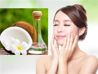 Công dụng của dầu dừa trong làm đẹp và cách sử dụng hiệu quả nhất