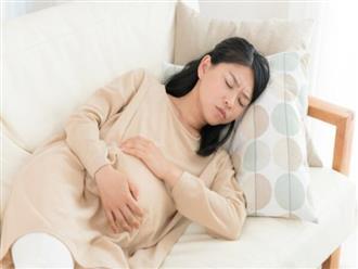Nguyên nhân đau buốt cửa mình khi mang thai tháng cuối