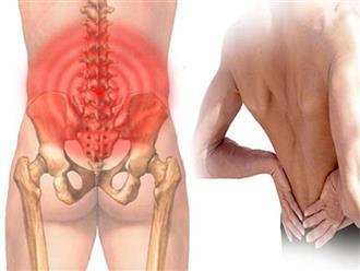 Đau lưng bên phải gần mông: nguyên nhân và cách xử lý