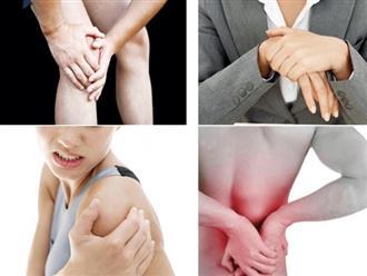 Tìm hiểu về tình trạng đau nhức xương khớp ở người trẻ