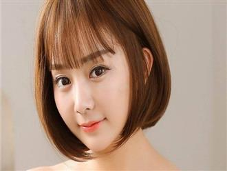 Những kiểu tóc phù hợp với khuôn mặt tròn và to