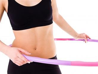 Lắc vòng giảm mỡ bụng dưới – Cách lấy lại eo thon của nhiều phụ nữ