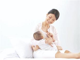 Làm sao để bé bú mẹ tăng cân nhanh, mẹ đã biết chưa?