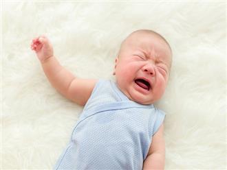 Mẹo chữa sôi bụng cho trẻ sơ sinh tại nhà
