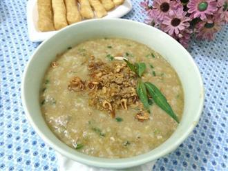 Hướng dẫn cách nấu cháo cua đồng cho bé ăn dặm cực kỳ bổ dưỡng