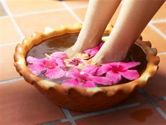 Ngâm chân có tác dụng gì - Hướng dẫn ngâm chân đúng cách