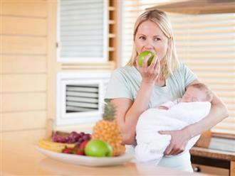 Giải đáp thắc mắc: Sau sinh mổ bao lâu thì ăn uống bình thường?
