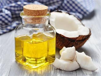 Bật mí những tác dụng của dầu dừa có thể bạn chưa biết