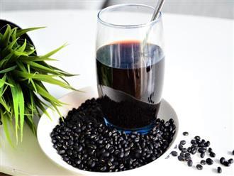 Bà bầu thiếu ối uống nước đỗ đen có tốt không?