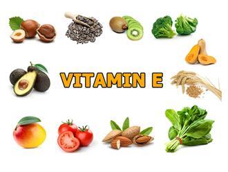 Những thực phẩm giàu vitamin E tốt cho sức khỏe bạn cần biết