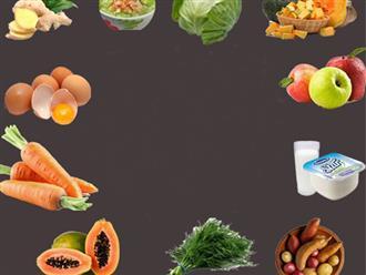 Những thực phẩm tốt cho dạ dày bạn không nên bỏ qua