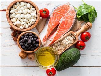 Những loại thực phẩm tốt cho tim mạch bạn cần biết