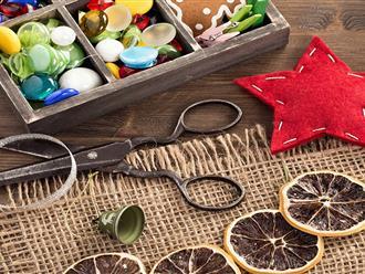 Một số gợi ý trang trí nhà ngày Tết bằng đồ handmade đơn giản mà sáng tạo dành cho bạn