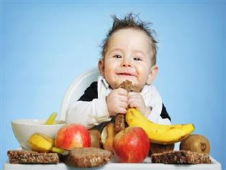 Trẻ 7 tháng tuổi ăn được những hoa quả gì ? Gợi ý một số loại trái cây ăn dặm tốt nhất cho trẻ
