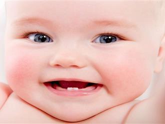 Làm gì khi trẻ mọc răng không đúng thứ tự?