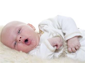 Nguyên nhân và các giải pháp phù hợp khi trẻ sơ sinh thở mạnh