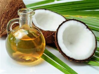 Bật mí cách trị thâm môi bằng dầu dừa đơn giản tại nhà