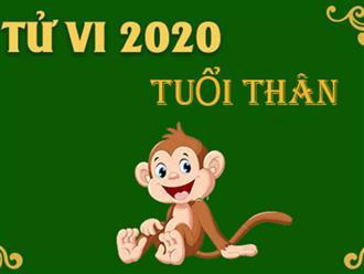 Tử vi tuổi Mậu Thân năm 2020 – Tử vi tuổi Thân 2020
