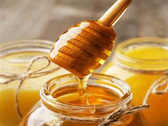 Uống mật ong buổi sáng có tác dụng gì?