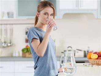 Uống nước vào buổi sáng có tác dụng gì, bạn đã biết chưa?